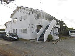 神奈川県横浜市瀬谷区中屋敷1丁目の賃貸アパートの外観