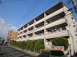 福岡県福岡市早良区野芥4丁目の賃貸マンションの外観