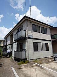 福岡県大野城市山田4丁目の賃貸アパートの外観