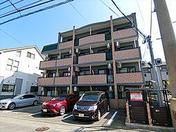福岡県福岡市中央区地行4丁目の賃貸マンションの外観