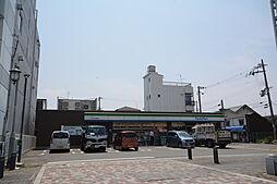 大阪府堺市堺区新在家町東3丁の賃貸マンションの外観