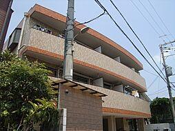 大阪府豊中市原田元町2丁目の賃貸マンションの外観