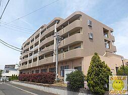 千葉県船橋市芝山3丁目の賃貸マンションの外観