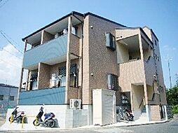 福岡県福岡市城南区西片江1丁目の賃貸アパートの外観