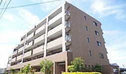 滋賀県栗東市綣1丁目の賃貸マンションの外観