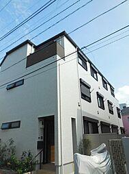 プランドール[2階]の外観
