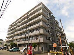 神奈川県厚木市戸室1丁目の賃貸マンションの外観