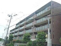 神奈川県横浜市緑区北八朔町の賃貸マンションの外観