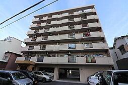 大阪府大阪市城東区新喜多1丁目の賃貸マンションの外観