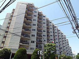 東十条マンション[1011号室]の外観
