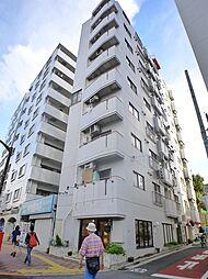 東京都文京区春日1丁目の賃貸マンションの外観