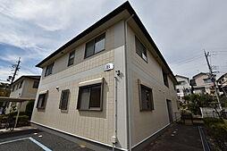 大阪府大阪狭山市池尻中3丁目の賃貸アパートの外観