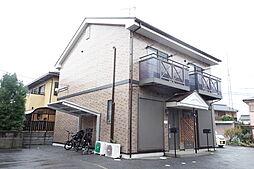 [テラスハウス] 滋賀県栗東市出庭 の賃貸【/】の外観