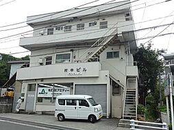 神奈川県横浜市港南区東芹が谷の賃貸マンションの外観
