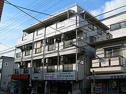 大阪府箕面市牧落1丁目の賃貸マンションの外観