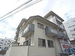 上田マンション池ノ谷[4階]の外観