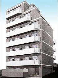 シンシア都庁前[3階]の外観