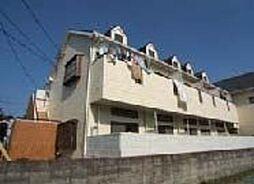 飯倉Part1A棟[102号室]の外観