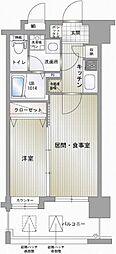 エンクレスト 平尾II[203号室]の間取り