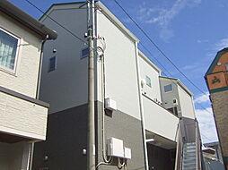神奈川県川崎市宮前区神木本町3丁目の賃貸アパートの外観