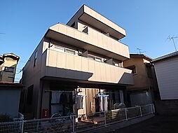 千葉県柏市大塚町の賃貸マンションの外観