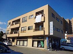 栃木県小山市駅東通り1丁目の賃貸マンションの外観