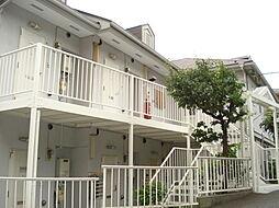 木藤アパート[102号室]の外観