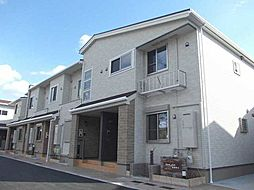 大阪府松原市東新町2丁目の賃貸アパートの外観