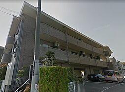 レジデンス赤阪[2階]の外観