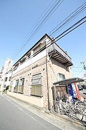 千葉県浦安市富士見5丁目の賃貸アパートの外観
