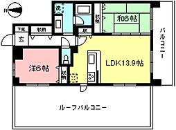 飛田給駅 12.9万円