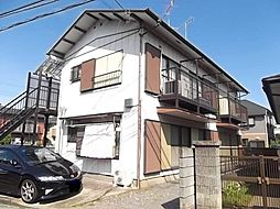 神奈川県横浜市港北区日吉本町2丁目の賃貸アパートの外観