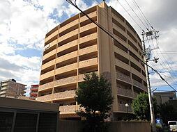 キャニスコート上新庄[6階]の外観