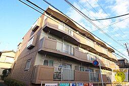 千葉県市川市南行徳4丁目の賃貸マンションの外観