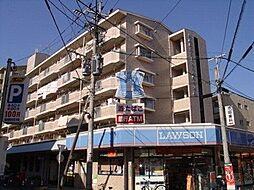 雑餉隈ステーションハイツ[307号室]の外観