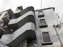 下新庄シングルハイツ[3階]の外観
