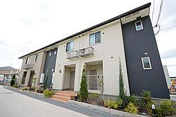 大阪府堺市南区桃山台2丁の賃貸アパートの外観