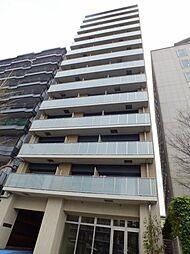 アーバネックス北堀江II[10階]の外観