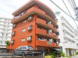 神奈川県川崎市宮前区鷺沼1丁目の賃貸マンションの外観