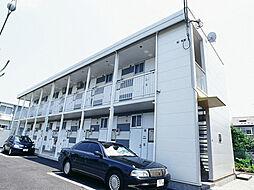 千葉県鎌ケ谷市丸山2丁目の賃貸アパートの外観