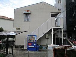 大阪府吹田市山手町4丁目の賃貸アパートの外観