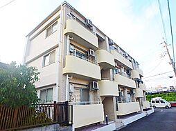 神奈川県川崎市麻生区上麻生6丁目の賃貸マンションの外観