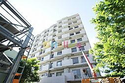 東京都日野市日野台1丁目の賃貸マンションの外観
