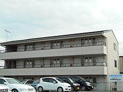 グリーンハイツコバヤシ[1階]の外観