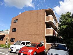 滋賀県彦根市地蔵町の賃貸マンションの外観