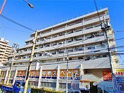東京都多摩市永山1丁目の賃貸マンションの外観