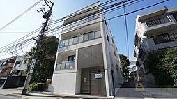 東京都港区三田4丁目の賃貸マンションの外観