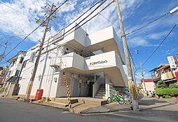 第二田村マンション[3階]の外観