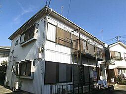 コーポ佐藤[1階]の外観