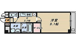メゾン・ド・アンジュ[3階]の間取り